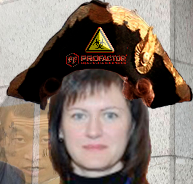 Кузнецова Анна Александровна Profactor-Baltic OÜ